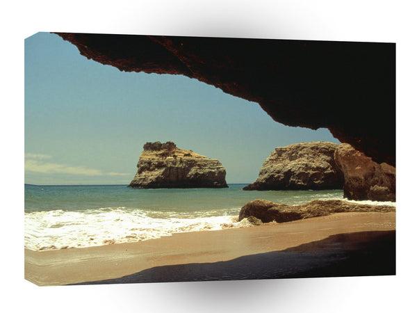 Portugal Natural Shelter A1 Xlarge Canvas