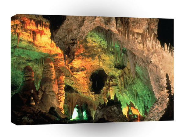 Rock Caverns New Mexico A1 Xlarge Canvas
