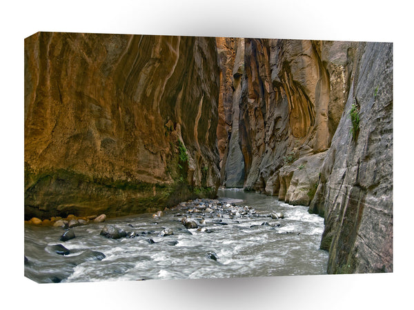Rock Crazy Canyon A1 Xlarge Canvas