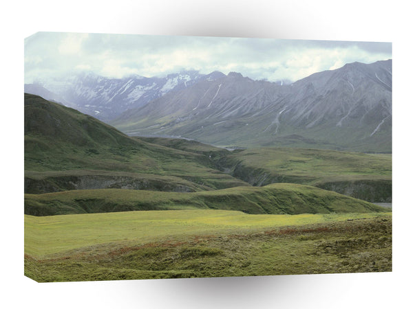 Scene Brooks Range Alaska A1 Xlarge Canvas