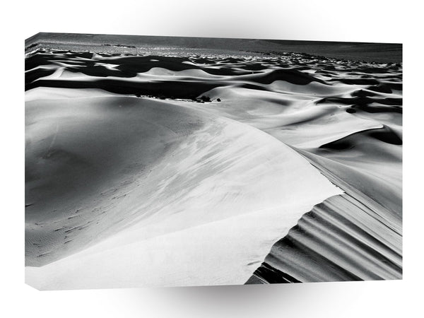 Scene Death Valley Sand Dunes A1 Xlarge Canvas