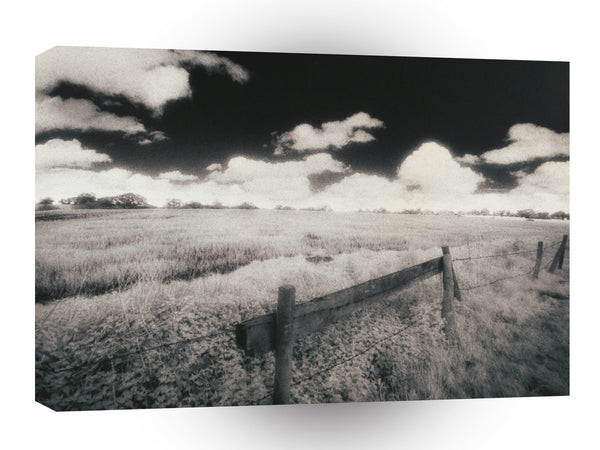 Scene Field Cheshire England A1 Xlarge Canvas