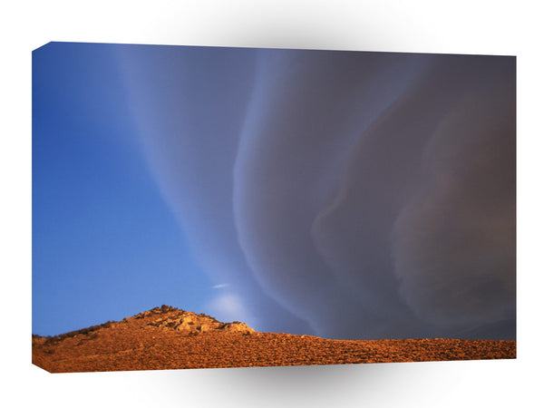 Sky After Storm High Sierra California A1 Xlarge Canvas