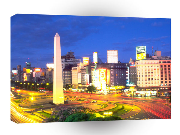 South America Buenos Aires Argentina A1 Xlarge Canvas