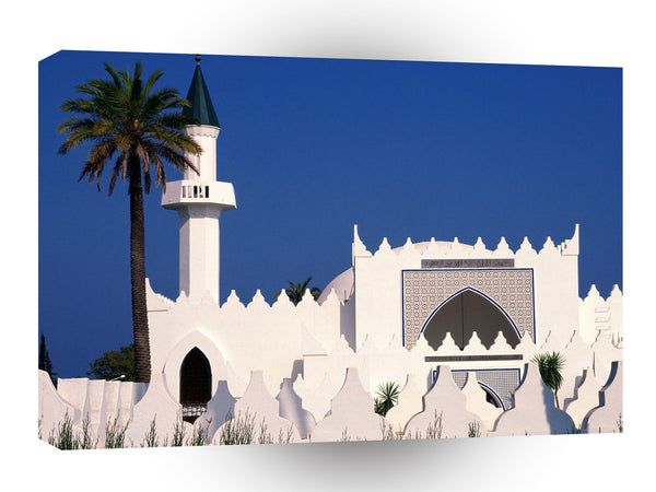 Spain Mosque King Abdul Aziz Marbella A1 Xlarge Canvas