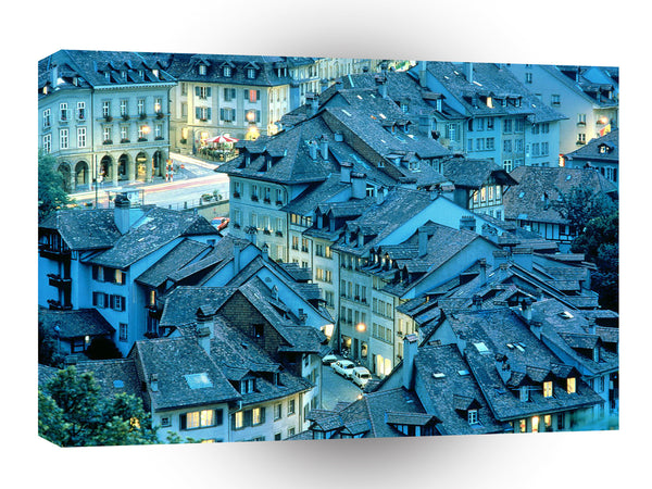 Switzerland Bern A1 Xlarge Canvas