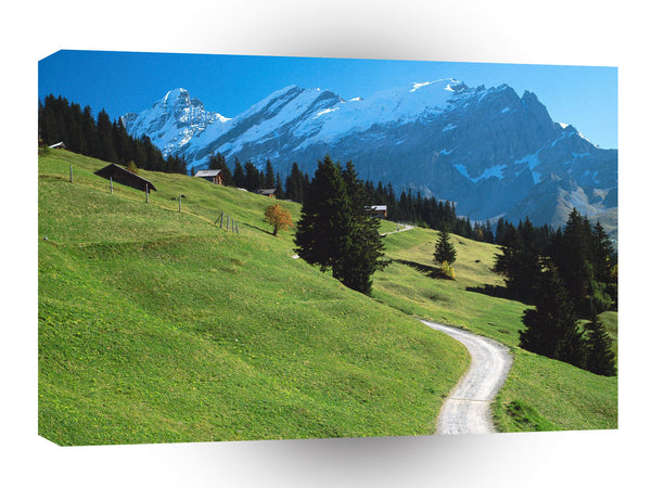 Switzerland Bernese Oberland A1 Xlarge Canvas