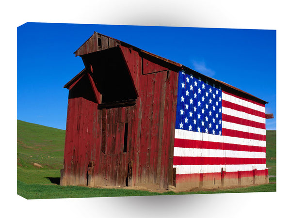 United States American Pride A1 Xlarge Canvas