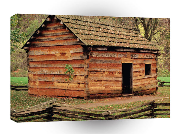 United States Boyhood Home Of Abraham Lincoln Farm A1 Xlarge Canvas