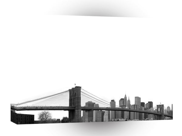 United States Brooklyn Bridge A1 Xlarge Canvas