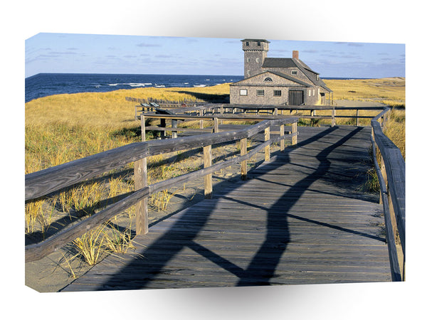 United States Cape Cod National Seashore Massachusetts A1 Xlarge Canvas