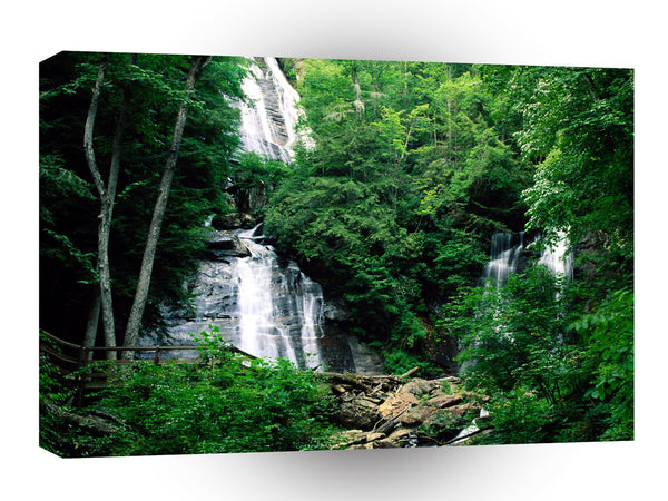Waterfall Anna Ruby Chattahoochee Georgia A1 Xlarge Canvas