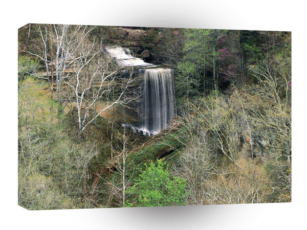 Waterfall Big Cliftymadison Indiana A1 Xlarge Canvas