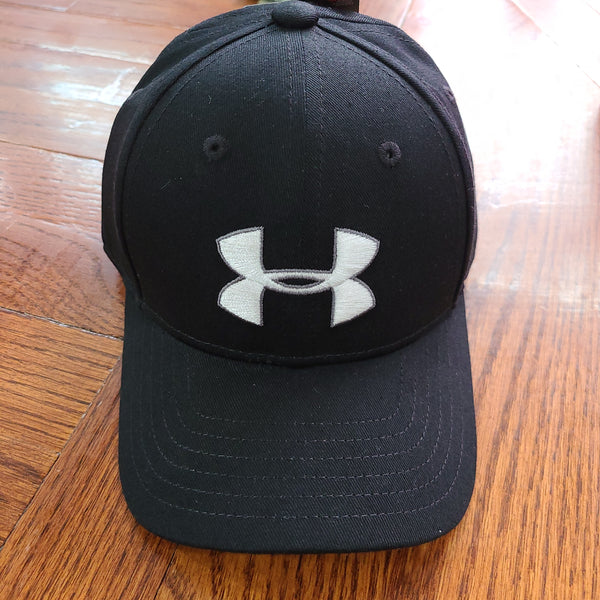 Under Armour Boys Sport Cap-Black