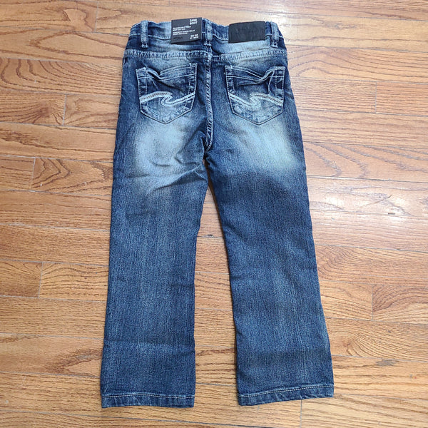 Silver Brands Zane Bootcut Jeans Medium Wash