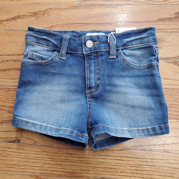 Mayoral Girls Denim Jean Shorts