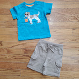 Minibamba 2pc Puppy Dog Set