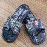 Under Armour® Girls Ignite Camo Sandal