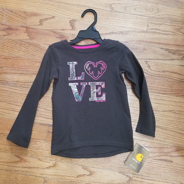 Carhartt Camo Love Shirt
