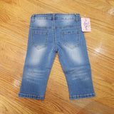 ML Kids Denim Capri