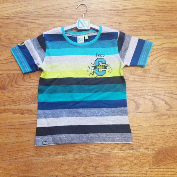 Noruk Striped Tee