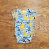 Up Baby Zoo Onesie