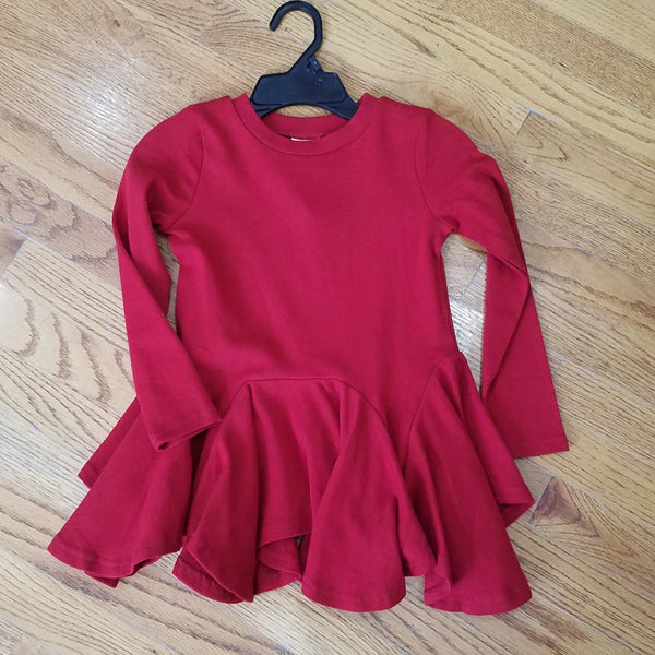 ML Kids Red Dress