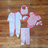 Mother's Choice 6pc love you to the moon & back set