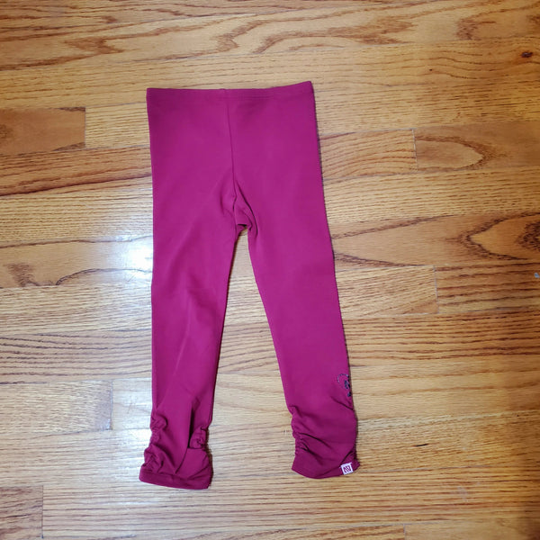 Noruk Burgundy Legging