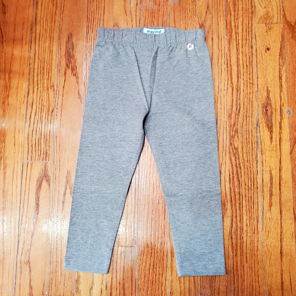 Mayoral Girls Gray Leggings