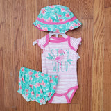 Bloomin Baby Stay Wild 3pc Set