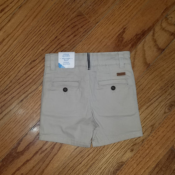 Mayoral Khaki Chino Twill Short
