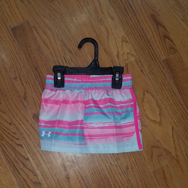 UA pink/mint Short