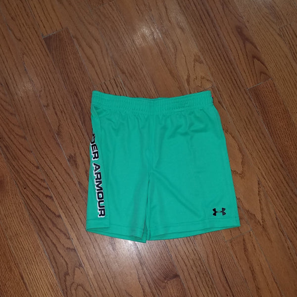 UA Vapor Green Short
