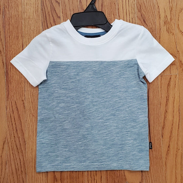 Silver Dusty Blue T-shirt