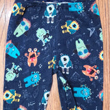 Up Baby Rock 'n Rawr Monster Pant