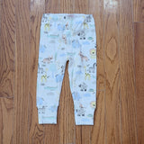 Up Baby Zoo Animals Pant