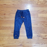 Up Baby Heathered Navy Jogger