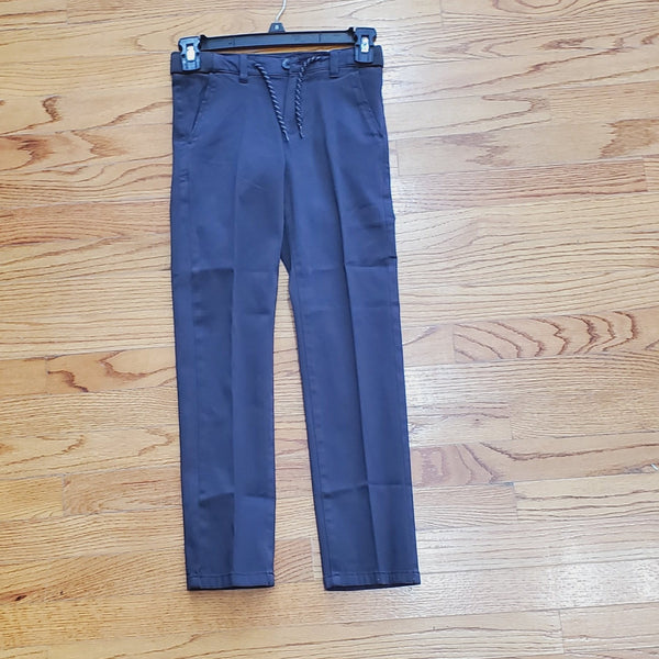 Mayoral Boys Charcoal Slim Pant