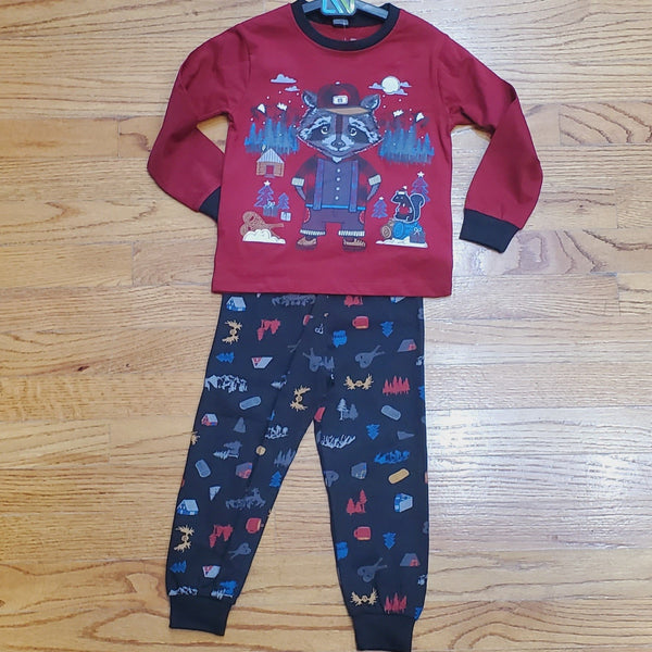 Noruk Raccoon Pj Set