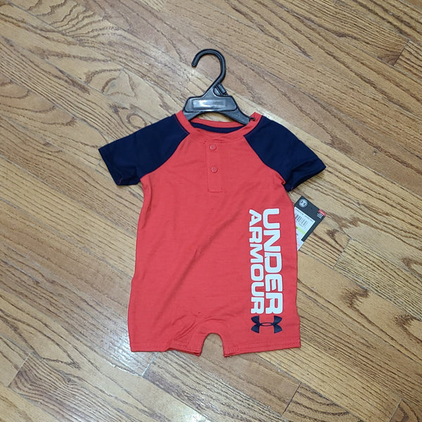 Under Armour Champ Shortall Red