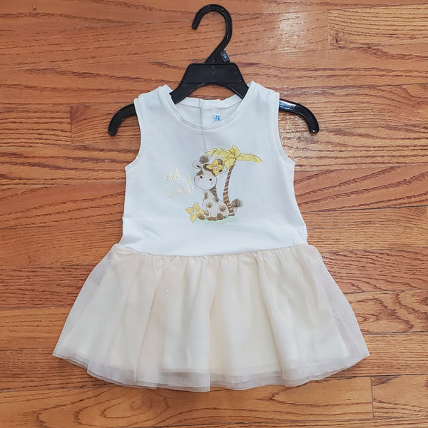 Mayoral Wild Baby Tutu Dress