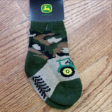 John Deere Gripper Socks