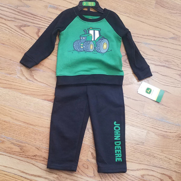 John Deere 2pc tractor Jogging set