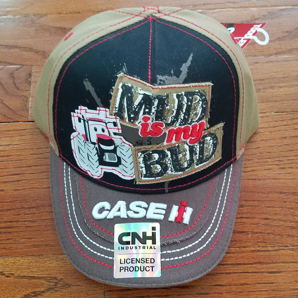 Case IH Mud is my Bud Cap