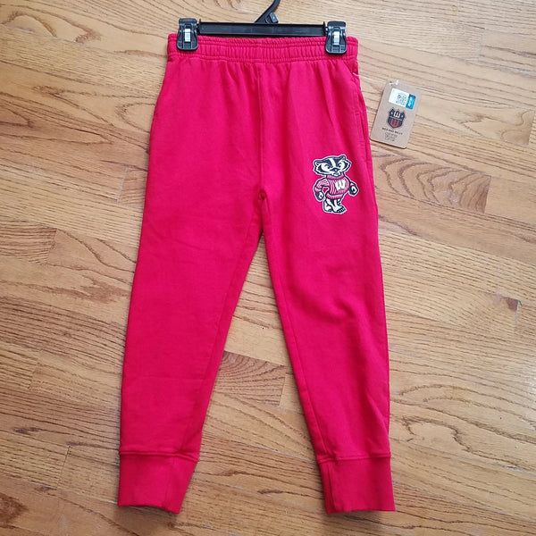 Wes and Willy Red Badger Jogger