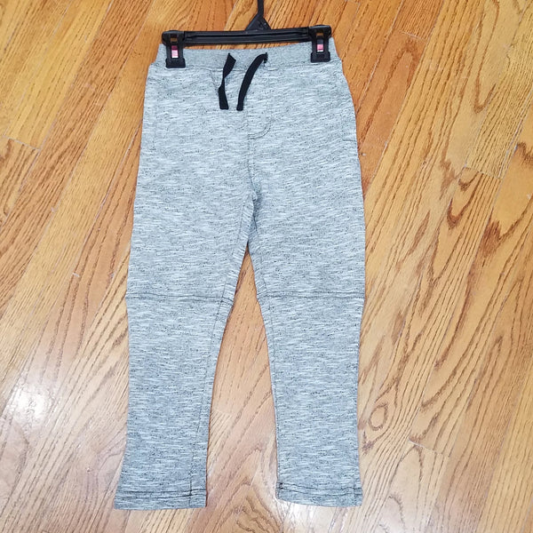 CR Sports gray heathered jogger