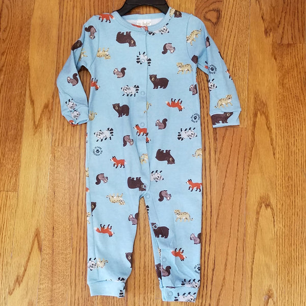 Up Baby Woodland Romper