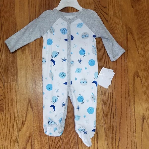 Sterling Baby Planet Footie
