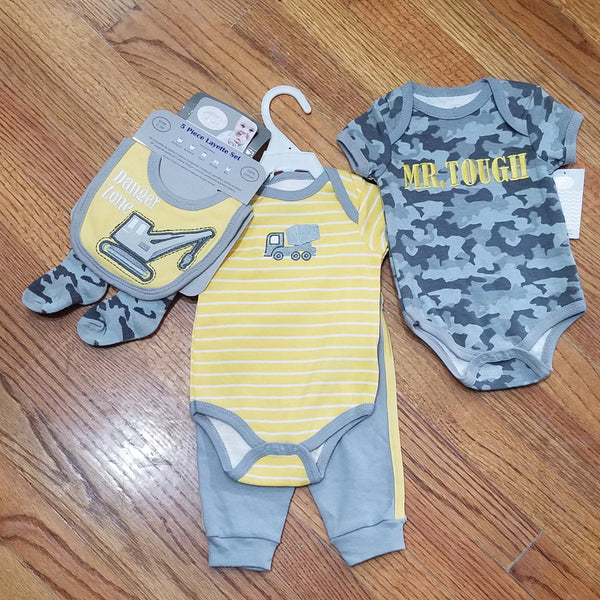 Mother's Choice Danger Zone 5pc set